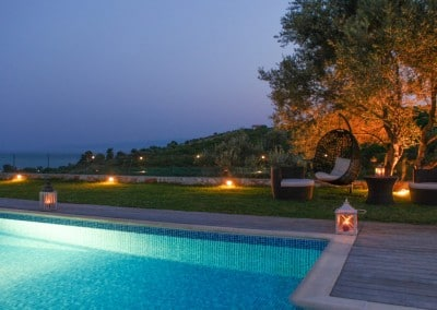 luxury villa in Skiathos Greece