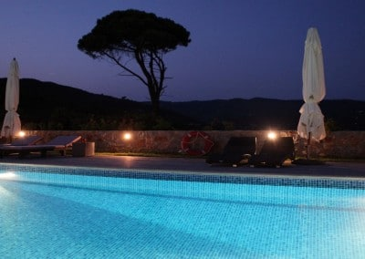 luxury villa in Skiathos