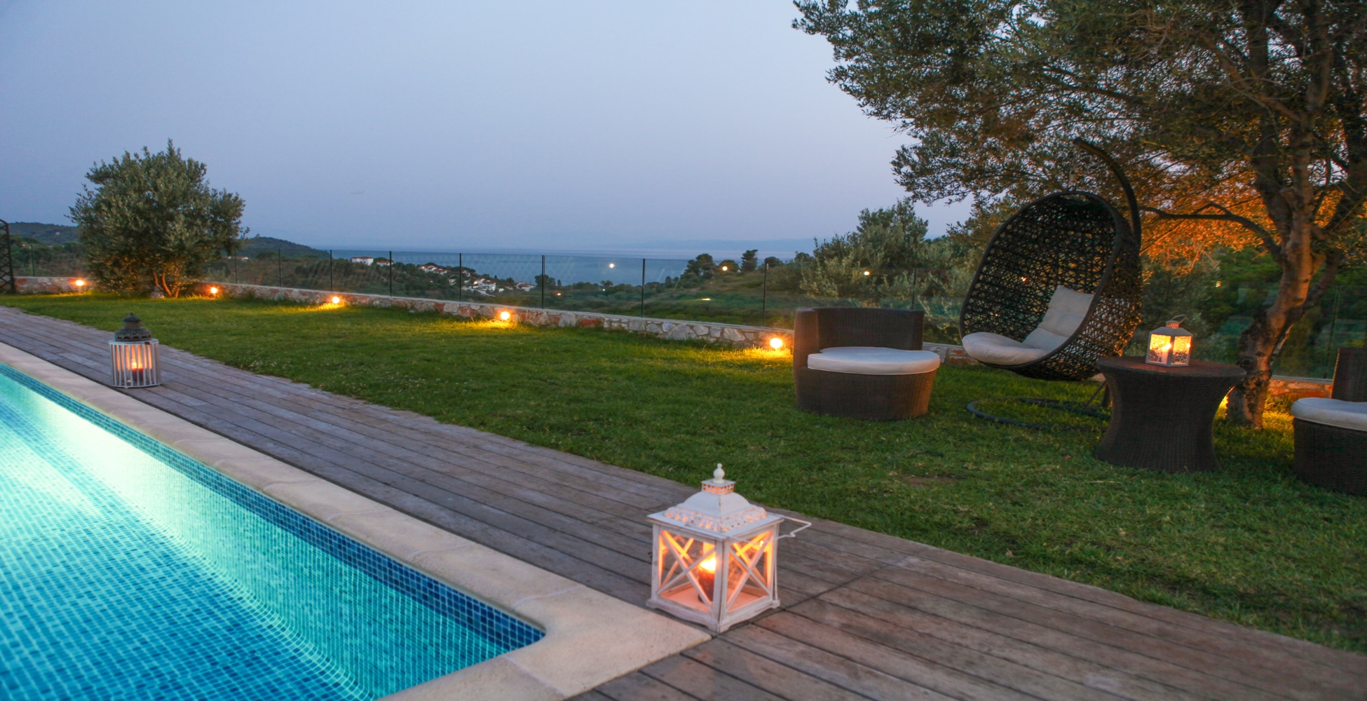 Best Luxury Villa in Skiathos -Sea Views